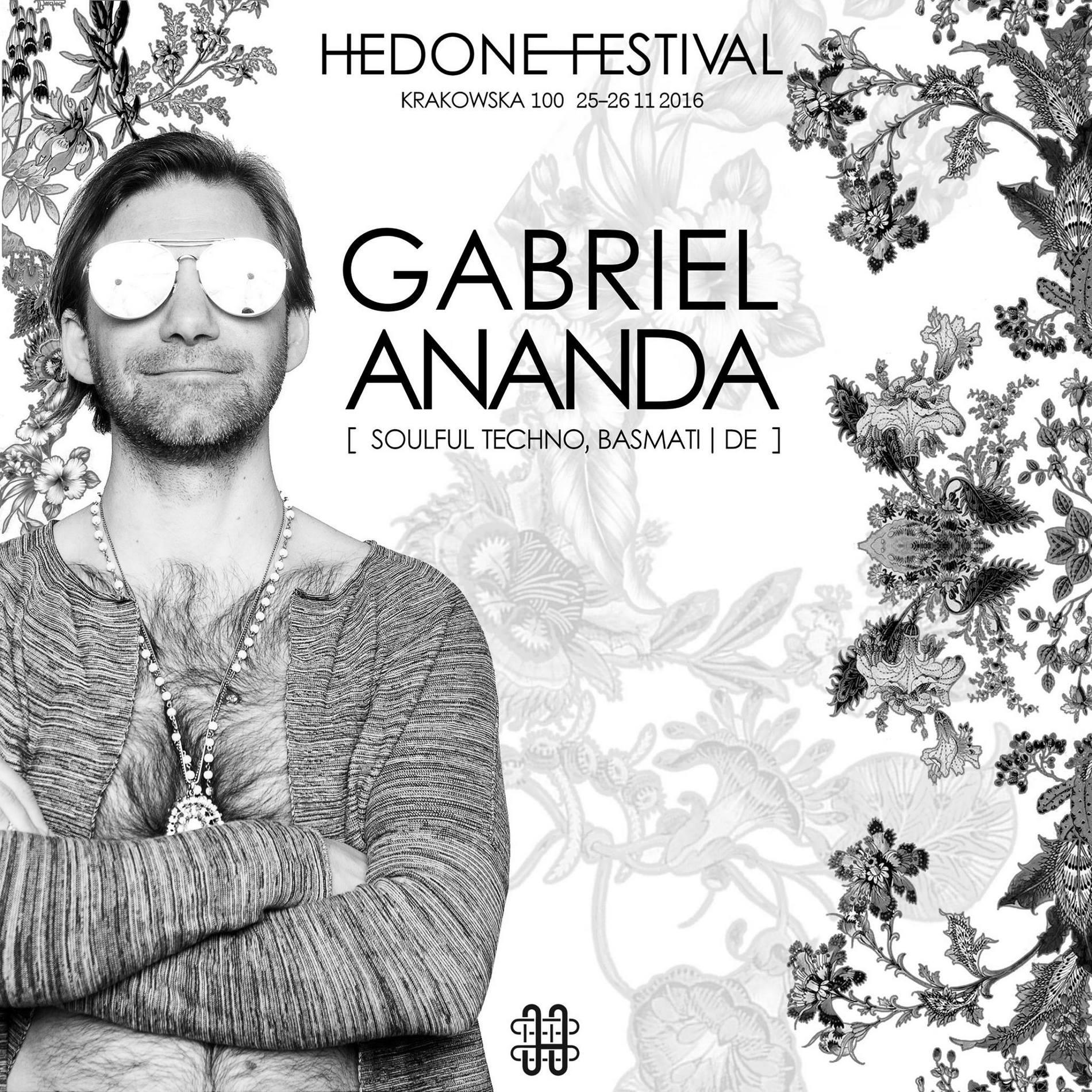 Gabriel Ananda (źródło: materiały prasowe organizatora)