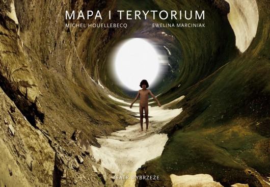 "Michel Huellebecq, ""Mapa i terytorium"", reż. Ewelina Marciniak (źródło: materiały prasowe teatru)"
