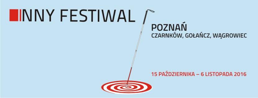 """""""Inny festiwal"""" – plakat (źródło: materiały prasowe organizatora)"""