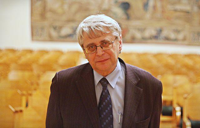 Jacek Purchla, fot. F. Vetulani (źródło: Wikimedia Commons)