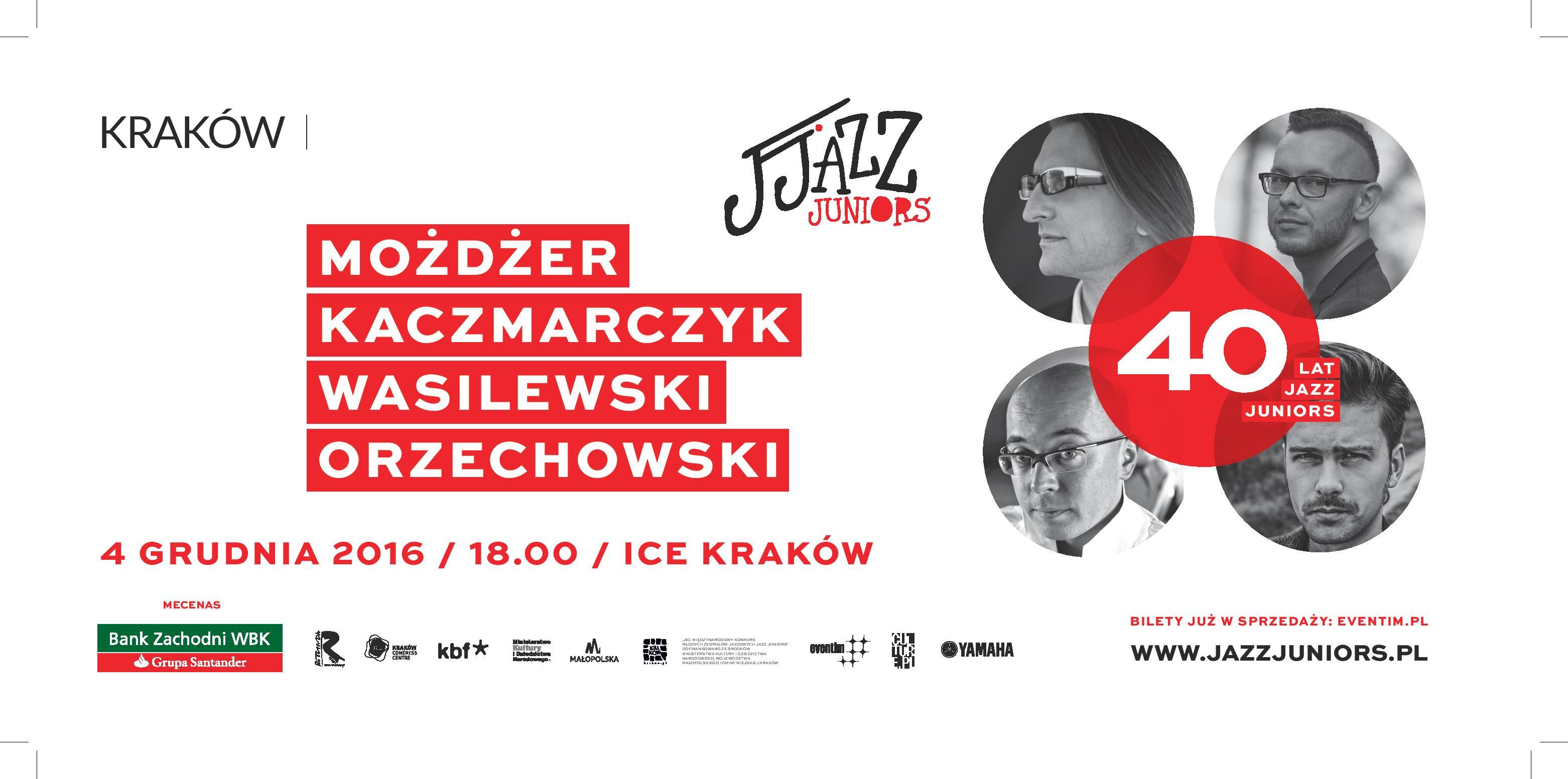 Międzynarodowy Konkurs Młodych Zespołów Jazzowych Jazz Juniors (źródło: materiały prasowe organizatora)