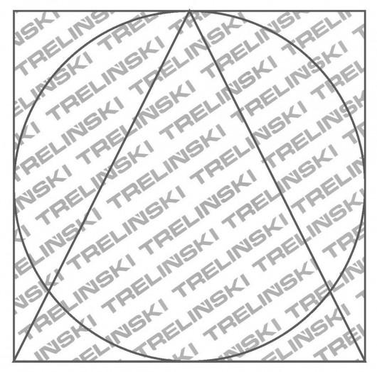 """Jerzy Trelińśki, """"Logo"""" (źródło: materiały prasowe organizatora)"""