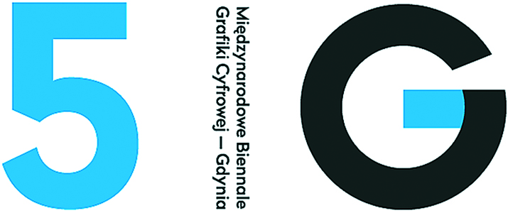 """""""Międzynarodowe Biennale Grafiki Cyfrowej Gdynia 2016"""" (źródło: materiały prasowe organizatora)"""