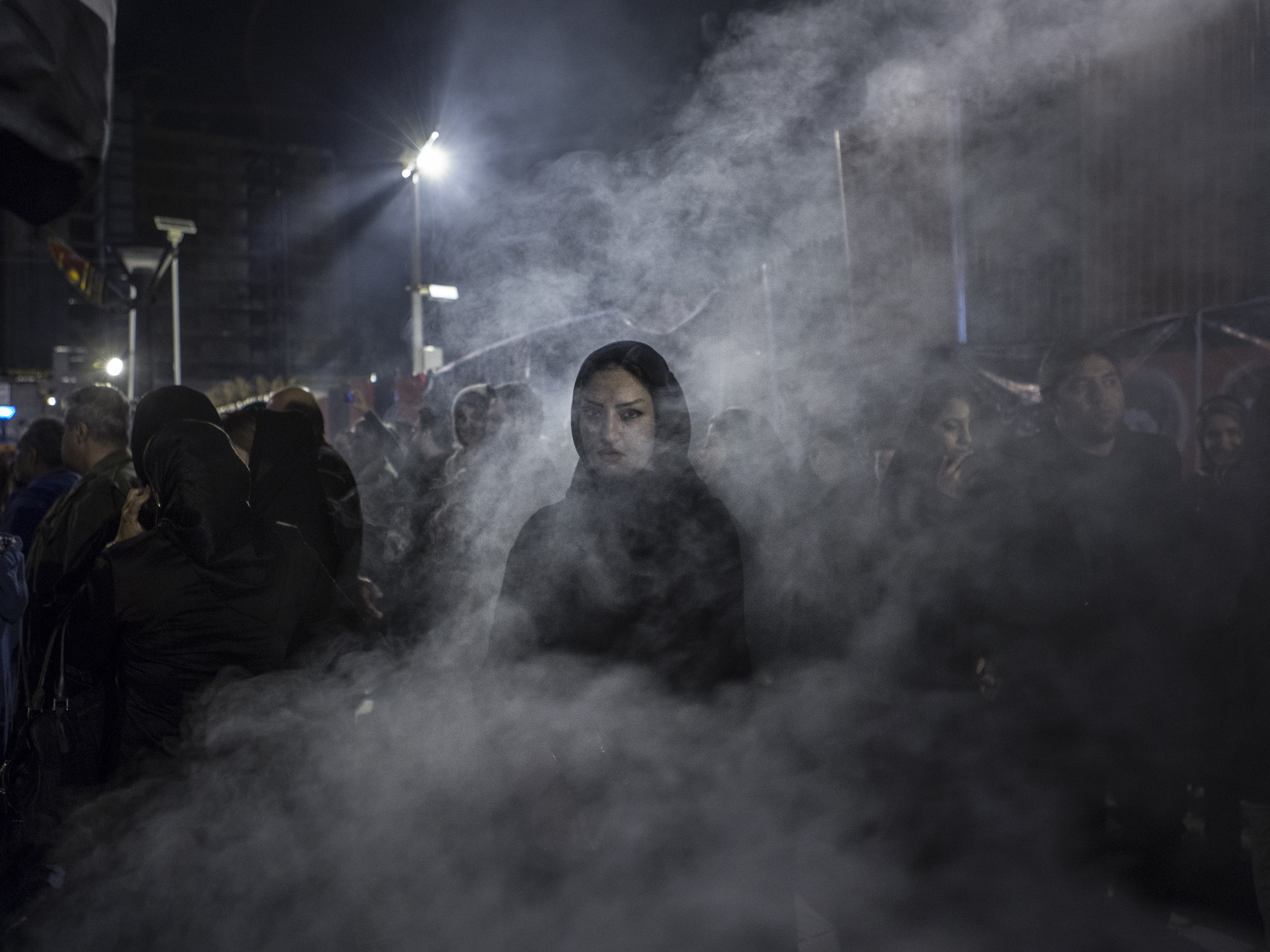 "Newsha Tavakolian, ""Iran"" (źródło: materiały prasowe organizatora)"
