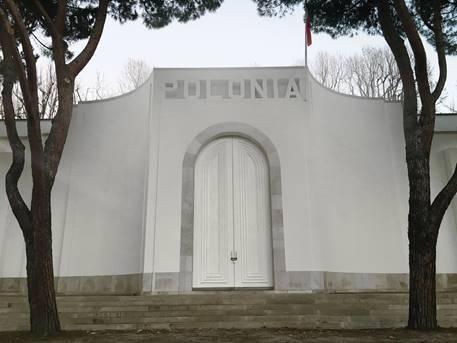 Pawilon Polski w Wenecji (źródło: materiały prasowe organizatora)