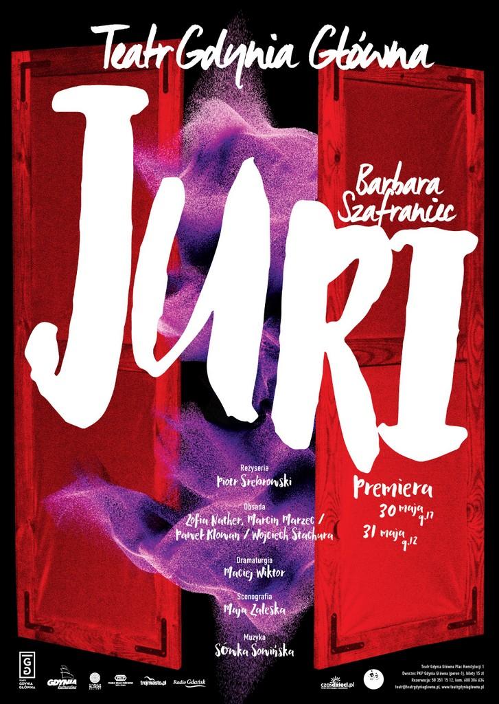 """""""Juri"""" – plakat (źródło: materiały prasowe organizatora)"""