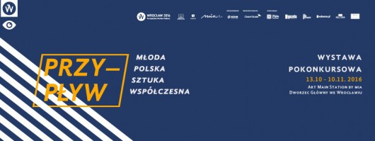 """""""Przypływ. Młoda polska sztuka współczesna"""" (źródło: materiały prasowe organizatora)"""
