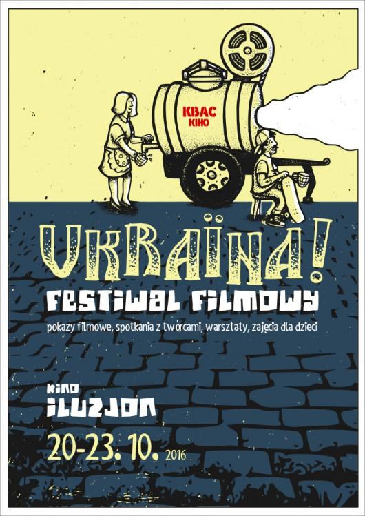 """""""UKRAINA! Festiwal Filmów Ukraińskich"""" (źródło: materiały prasowe organizatora)"""