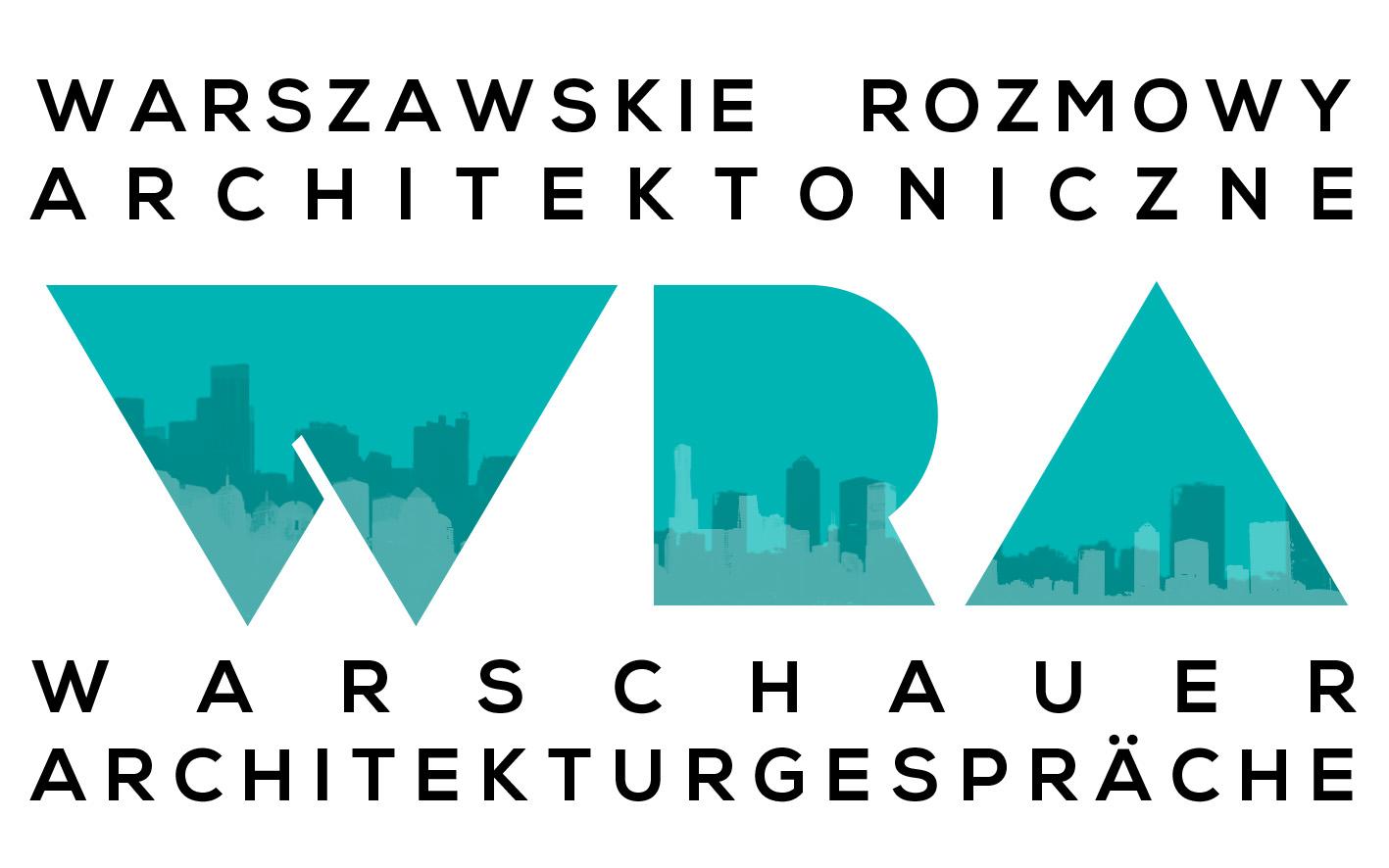 """""""Warszawskie rozmowy architektoniczne"""" (źródło: materiały prasowe organizatora)"""