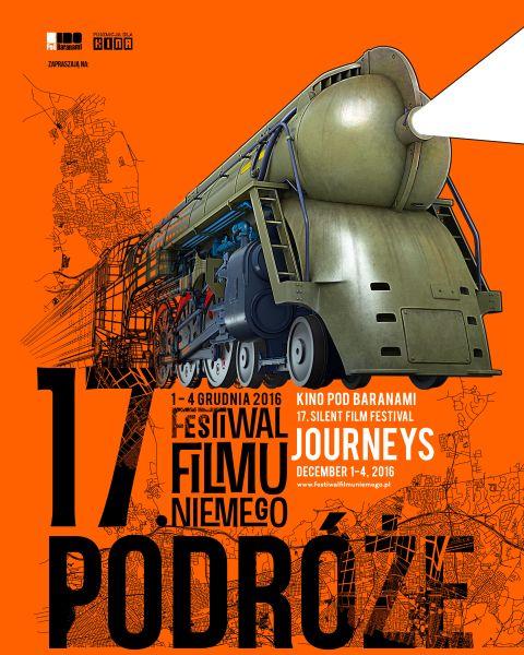 """""""17. Festiwal Filmu Niemego"""" (źródło: materiały prasowe organizatora)"""