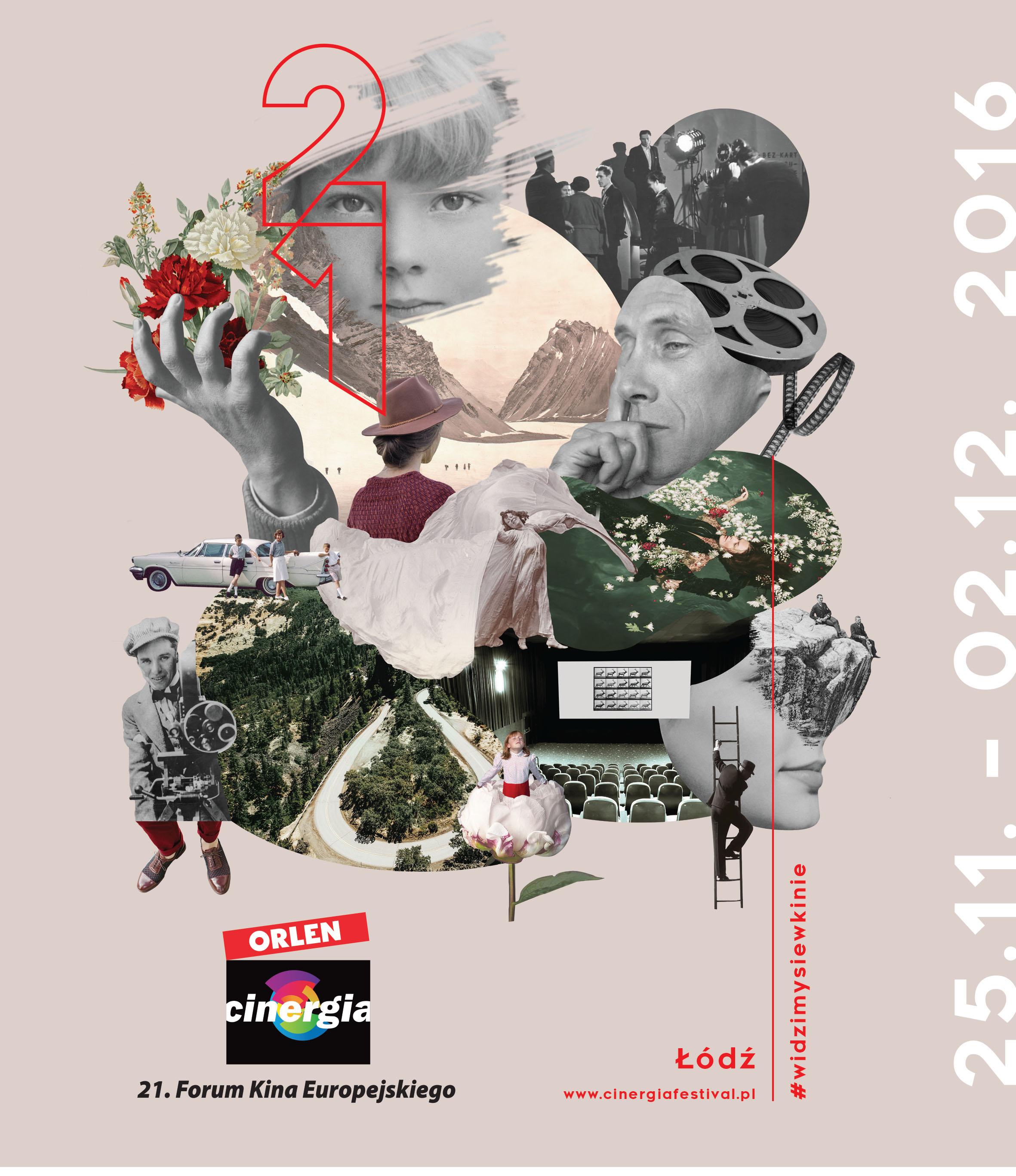 """""""21. Forum Kina Europejskiego ORLEN Cinergia"""" (źródło: materiały prasowe organizatora)"""