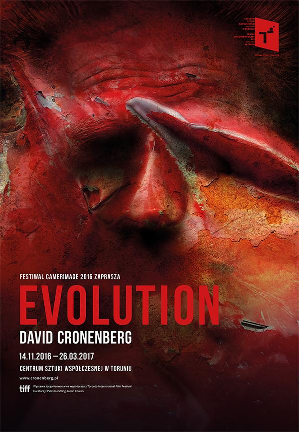 """David Cronenberg: Evolution"" (źródło: materiały prasowe organizatora)"