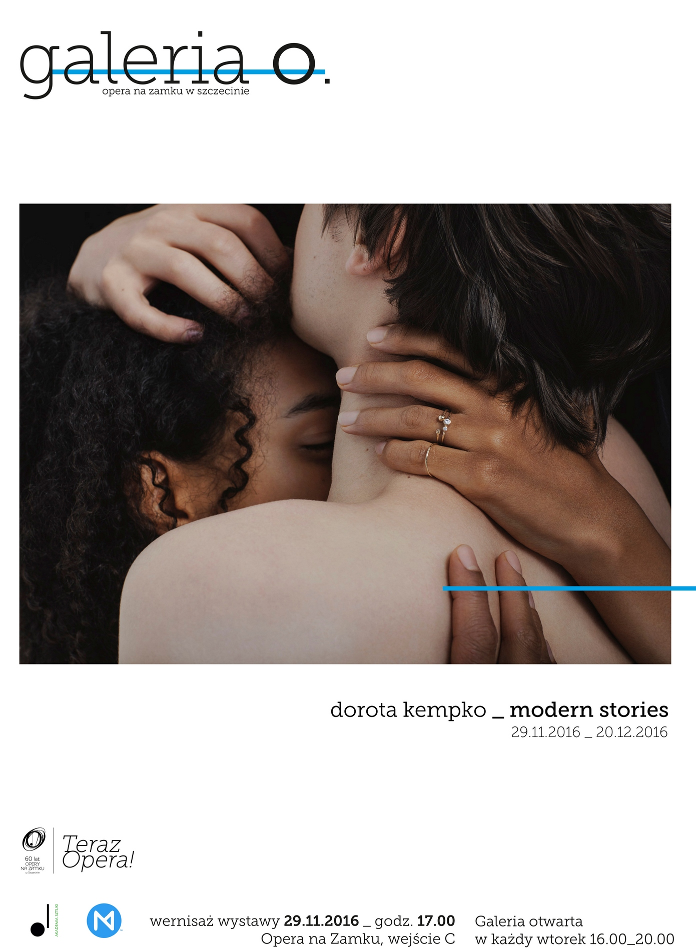 """Modern Stories"" – plakat (źródło: materiały prasowe organizatora)"