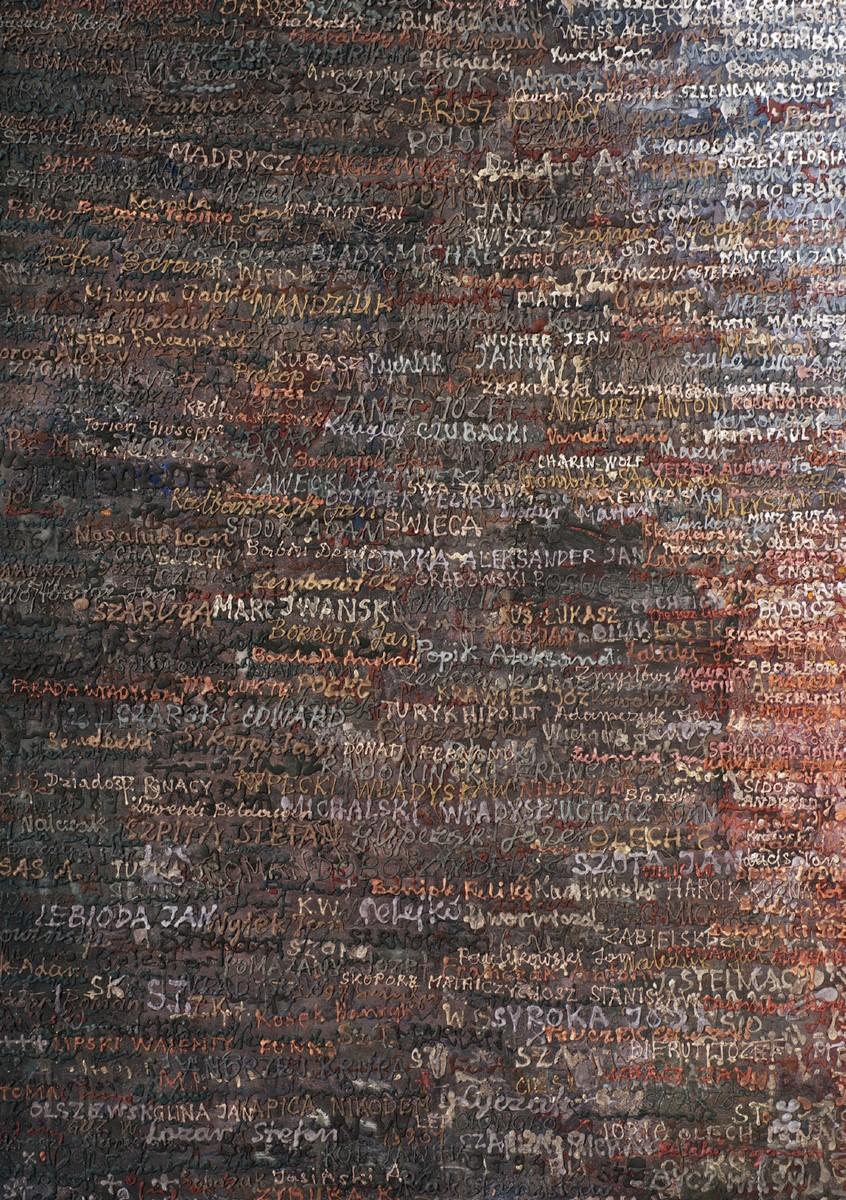 "Jan Ryszard Lis, ""Non omnis moriar"" (źródło: materiały prasowe organizatora)"