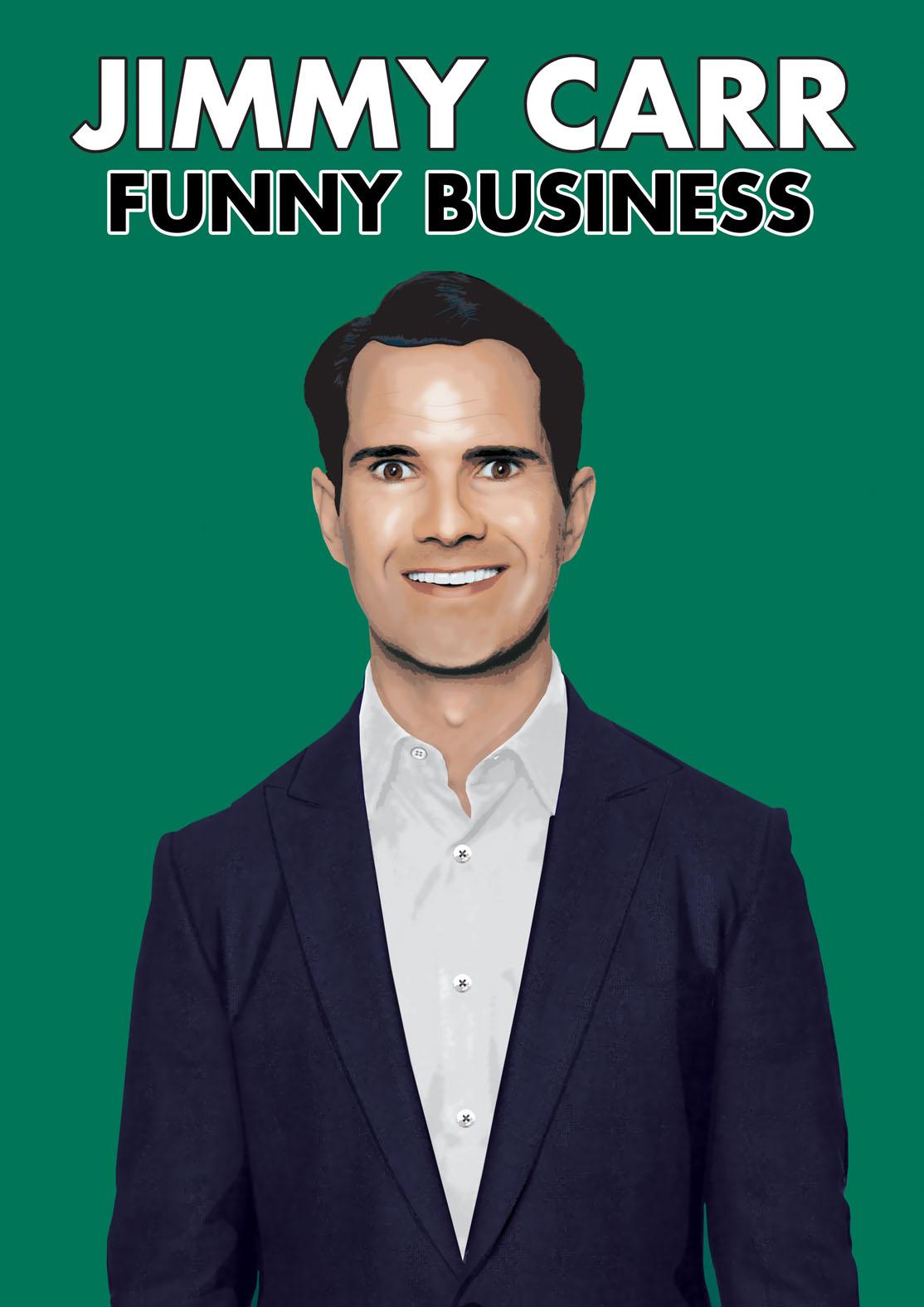 """""""Funny business"""" – plakat (źródło: materiały prasowe organizatora)"""