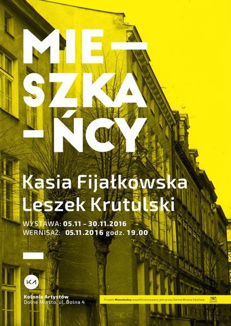 Wystawa Kasi Fijałkowskiej i Leszka Krutulskiego (źródło: materiały prasowe organizatora)