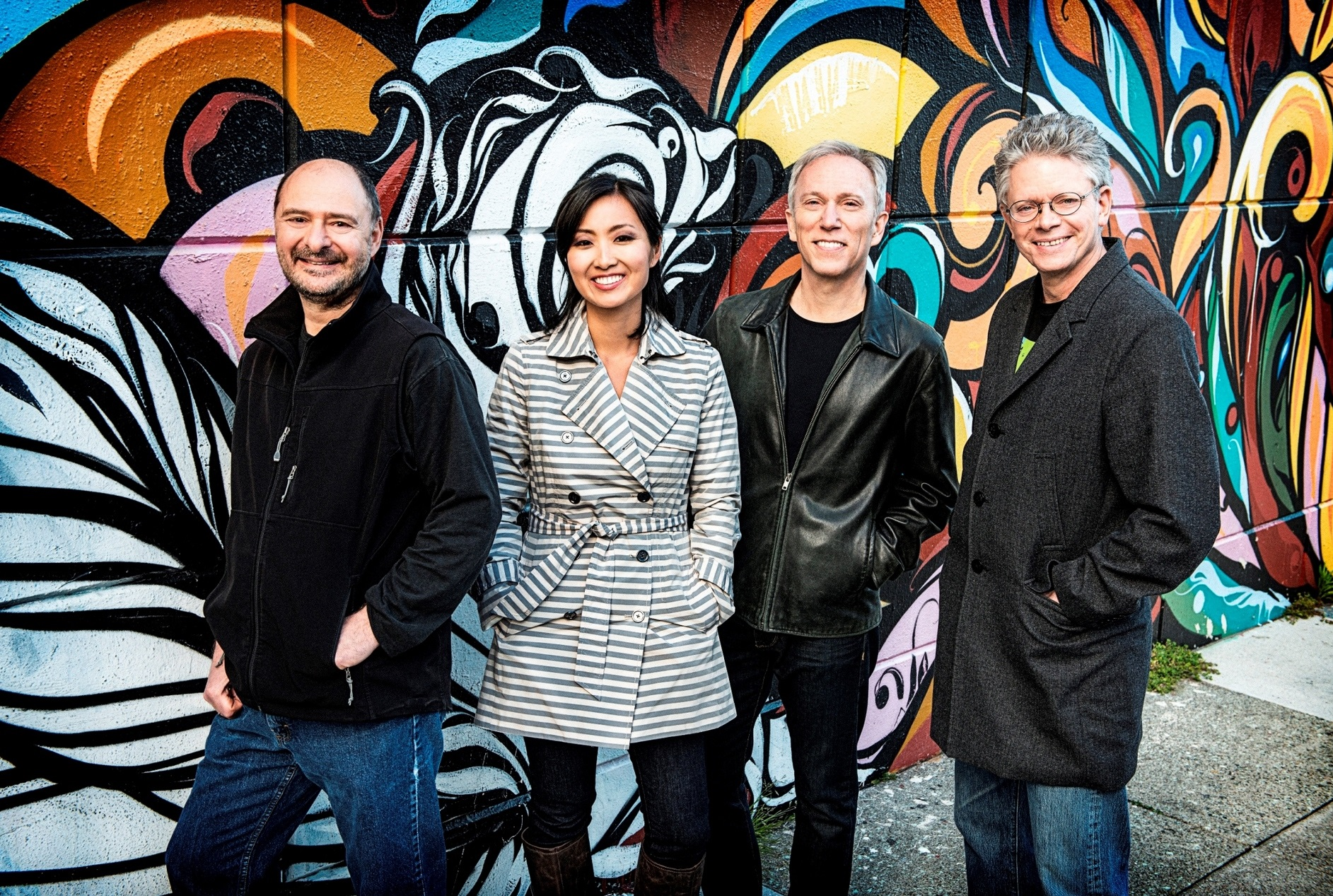 Kronos Quartet, fot. Jay Blakesberg (źródło: materiały prasowe organizatora)