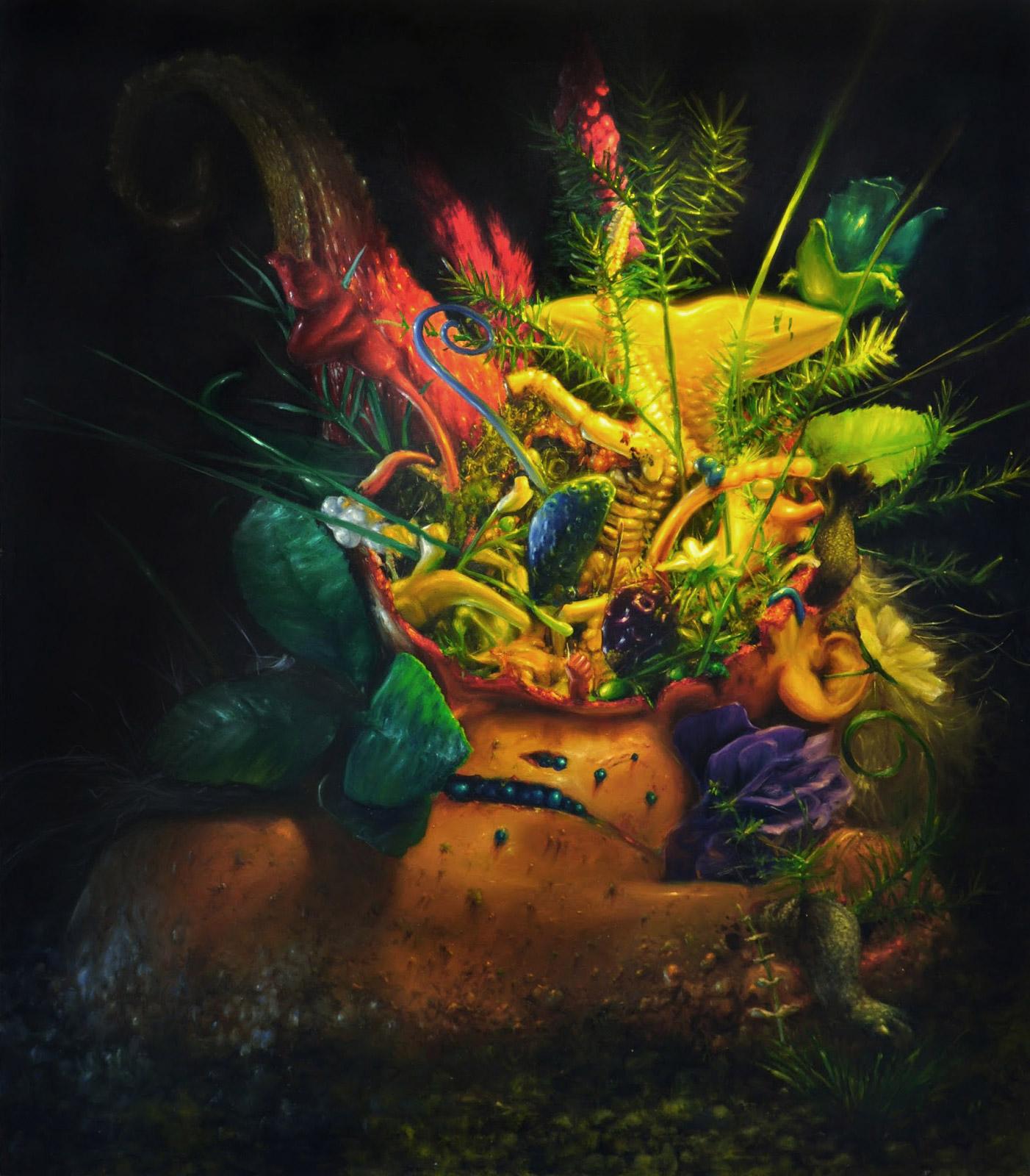 """Marcin Zawicki, """"Sporysz"""", 2014 (źródło: materiały prasowe organizatora)"""