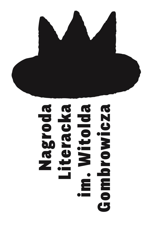Nagroda Literacka im. Witolda Gombrowicza, logotyp (źródło: materiały prasowe organizatora)