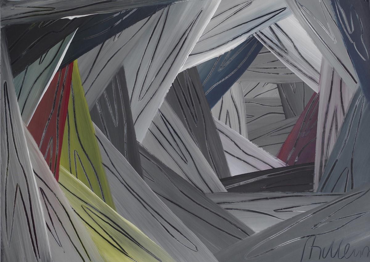 """Piotr Stachlewski, """"Rytuał"""" (źródło: materiały prasowe organizatora)"""