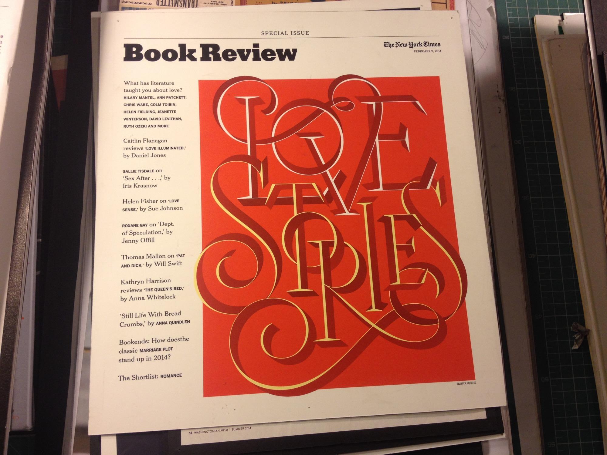 """""""Najlepsze projekty typograficzne TDC 2015"""" (źródło: materiały prasowe organizatora)"""