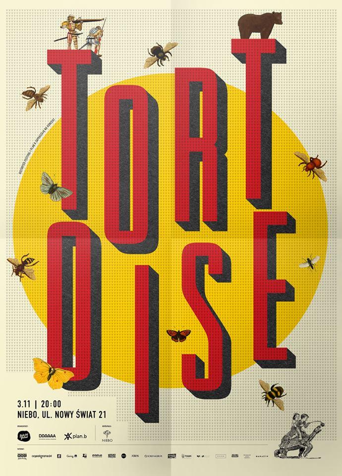 """""""Tortoise"""" – plakat (źródło: materiały prasowe organizatora)"""