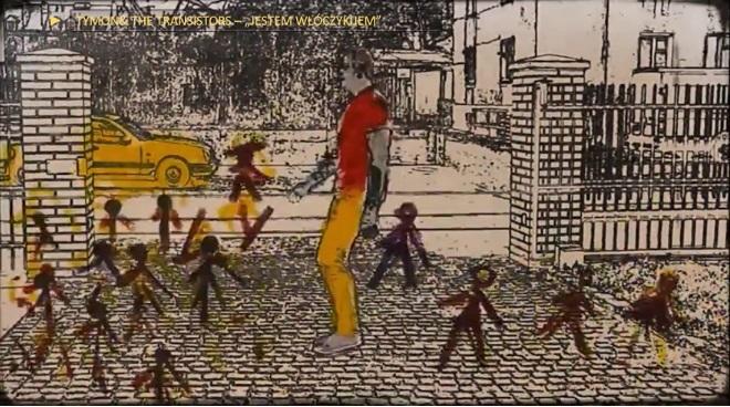 """""""Jestem włóczykijem"""" – kadr filmu (źródło: materiały prasowe dystrybutora)"""