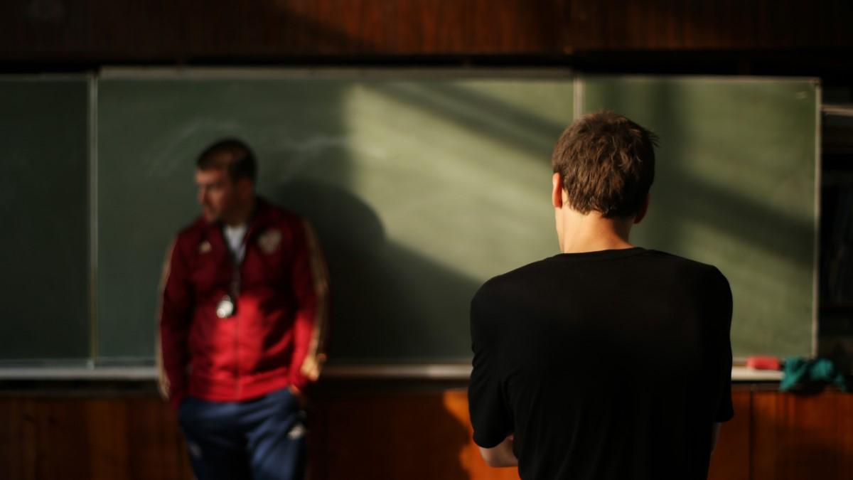 """""""Uczeń"""", reż. Kiriłł Sieriebriennikow (źródło: materiały prasowe dystrybutora)"""