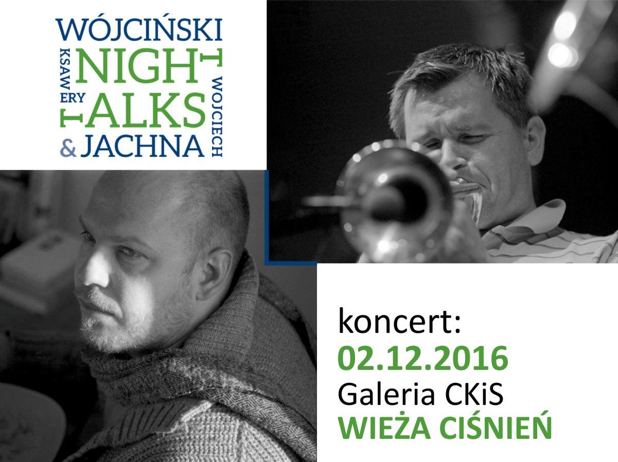 Wojciech Jachna i Ksawery Wójciński (źródło: materiały prasowe organizatora)