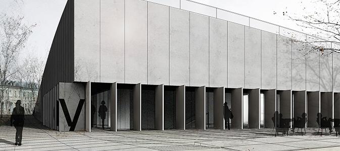 Centrum Dialogu Przełomy w Szczecinie (źródło: materiały Muzeum Narodowego w Szczecinie)