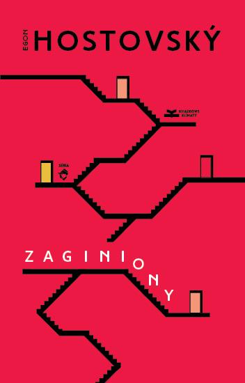 """Egon Hostovsky, """"Zaginiony"""", 2016 (źródło: materiały prasowe wydawcy)"""