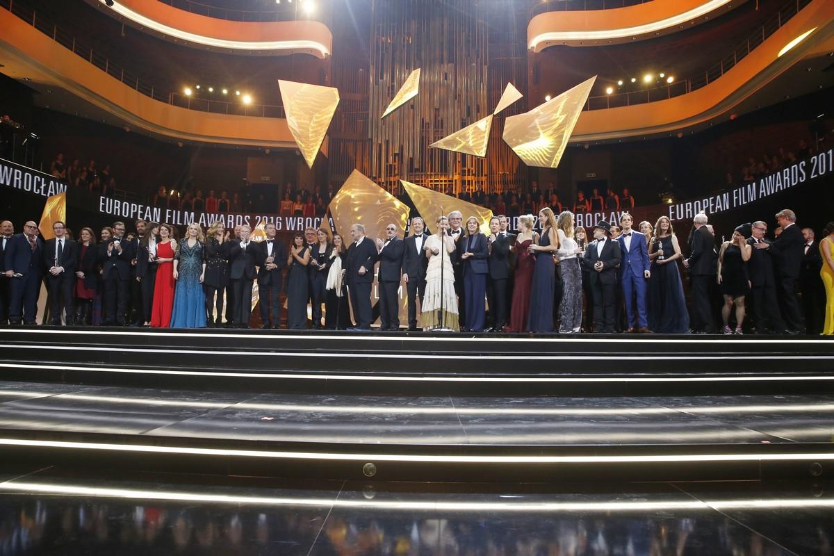 """""""Europejskie Nagrody Filmowe 2016"""", Agency People Image (c) Jessica Kassner( źródło: materiały prasowe organizatora)"""