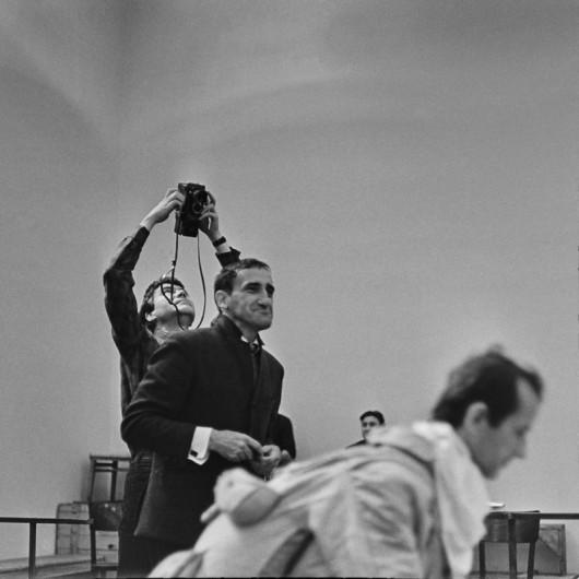 """Cricot 2, """"Kurka wodna"""",  Zachęta 1976, fot. J.M. Stokłosa (źródło: materiały prasowe organizatora)"""