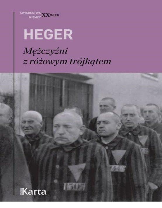 """Heinz Heger, """"Mężczyźni z różowym trójkątem"""" (źródło: materiały prasowe)"""