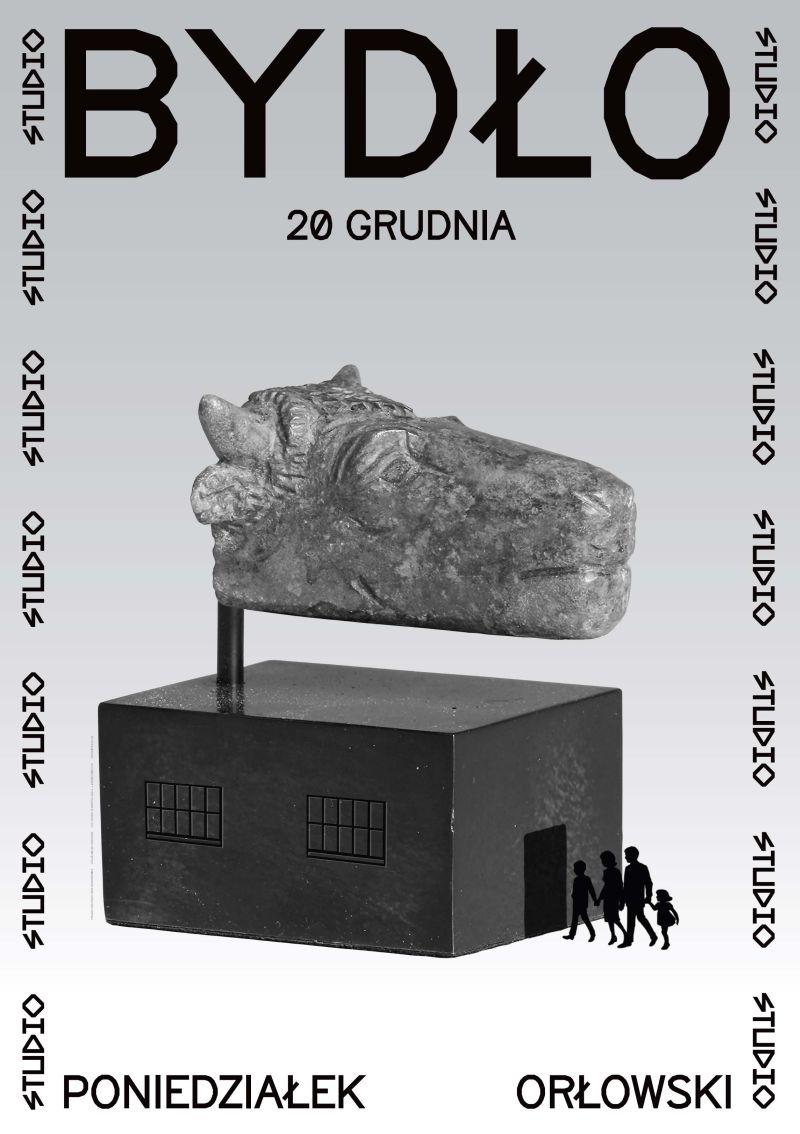 """""""Bydło"""", reż. Jacek Poniedziałek (źródło: materiały prasowe teatru)"""