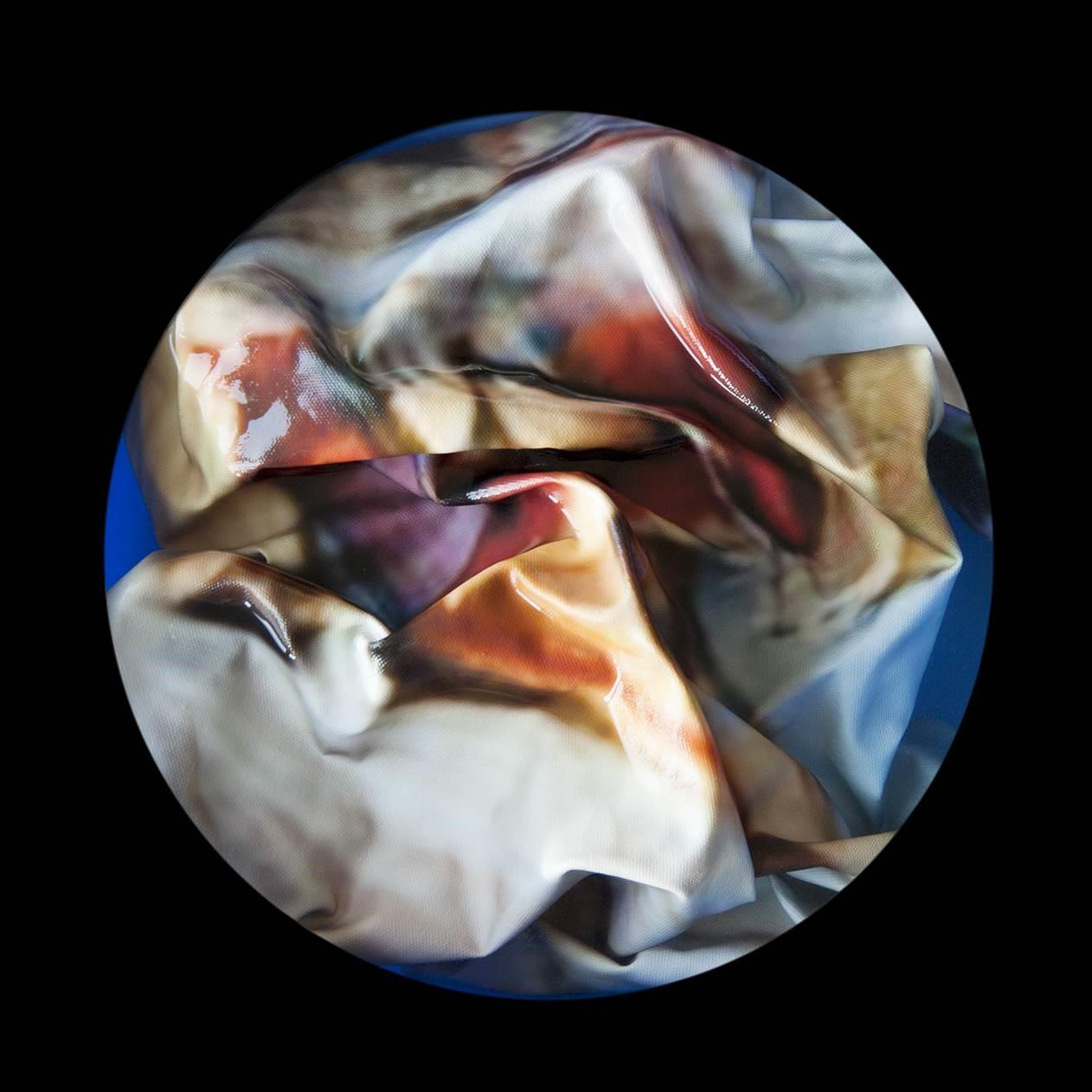 """Margot Sputo, """"The Blue Marble 5"""" (źródło: materiały prasowe organizatora)"""