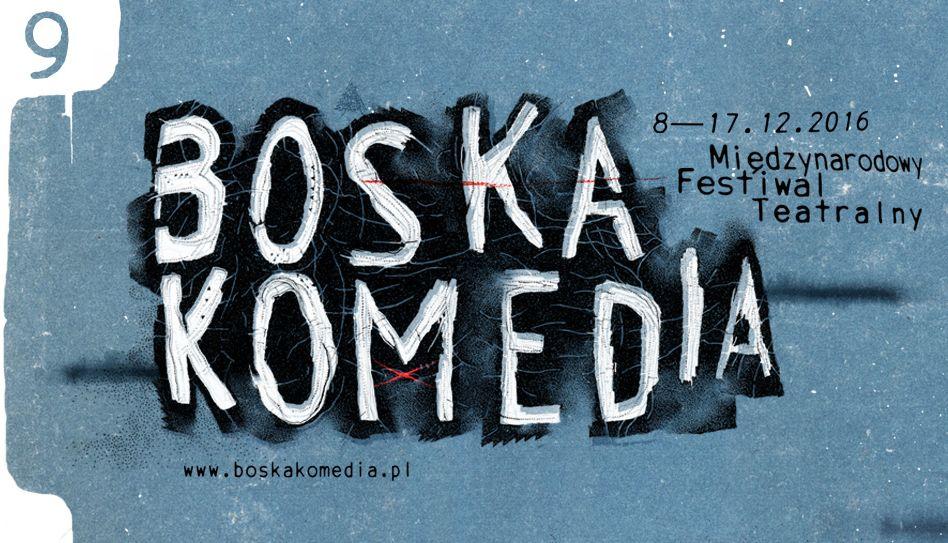 Międzynarodowy Festiwal Teatralny Boska Komedia, 2016 (źródło: materiały prasowe organizatora)