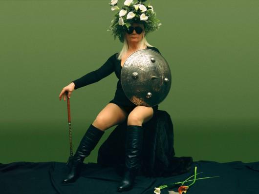 """Natalia LL, """"Transfiguracja Odyna II"""", 2009 (źródło: materiały prasowe organizatora)"""
