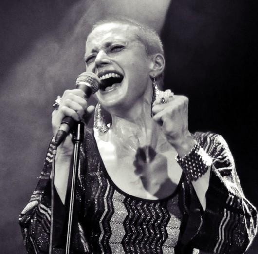 Natalia Sikora, fot. Ewa Piasecka (źródło: materiały prasowe organizatora)