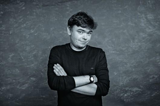 Jan P. Matuszyński, nominowany w kategorii Film, fot. Leszek Zych © Polityka (źródło: materiały prasowe)