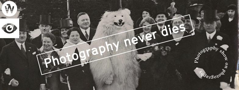 """Photography never dies"" (źródło: materiały prasowe organizatora)"