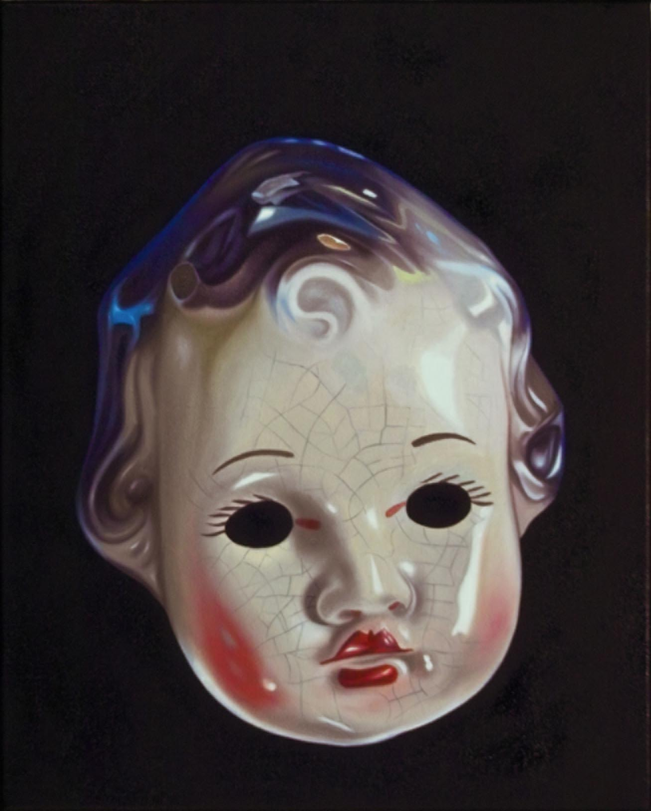 """Sławomir Toman, """"Dead Doll II"""" (źródło: materiały prasowe organizatora)"""