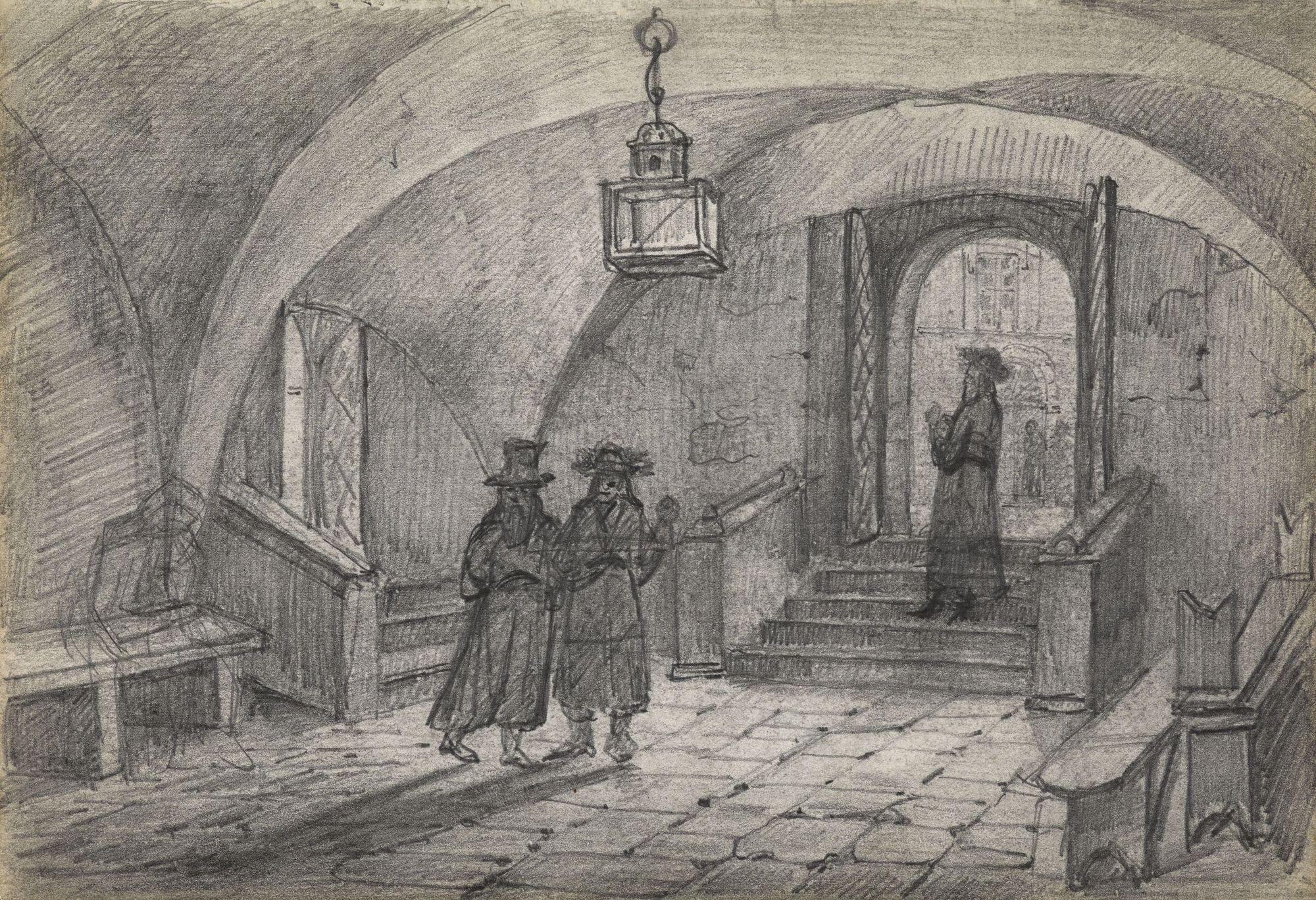 Stara Synagoga, przedsionek (źródło: materiały prasowe organizatora)