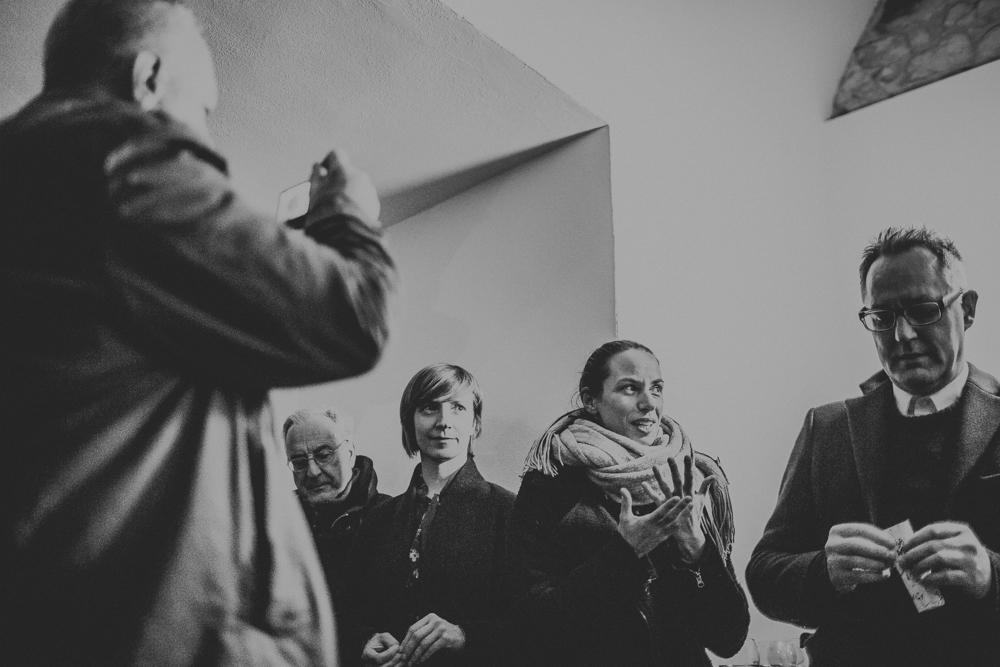 """Wręczenie nagród i wernisaż wystawy """"KA-MU-FLAŻ"""", fot. Grzegorz Mart (źródło: materiały prasowe organizatora)"""