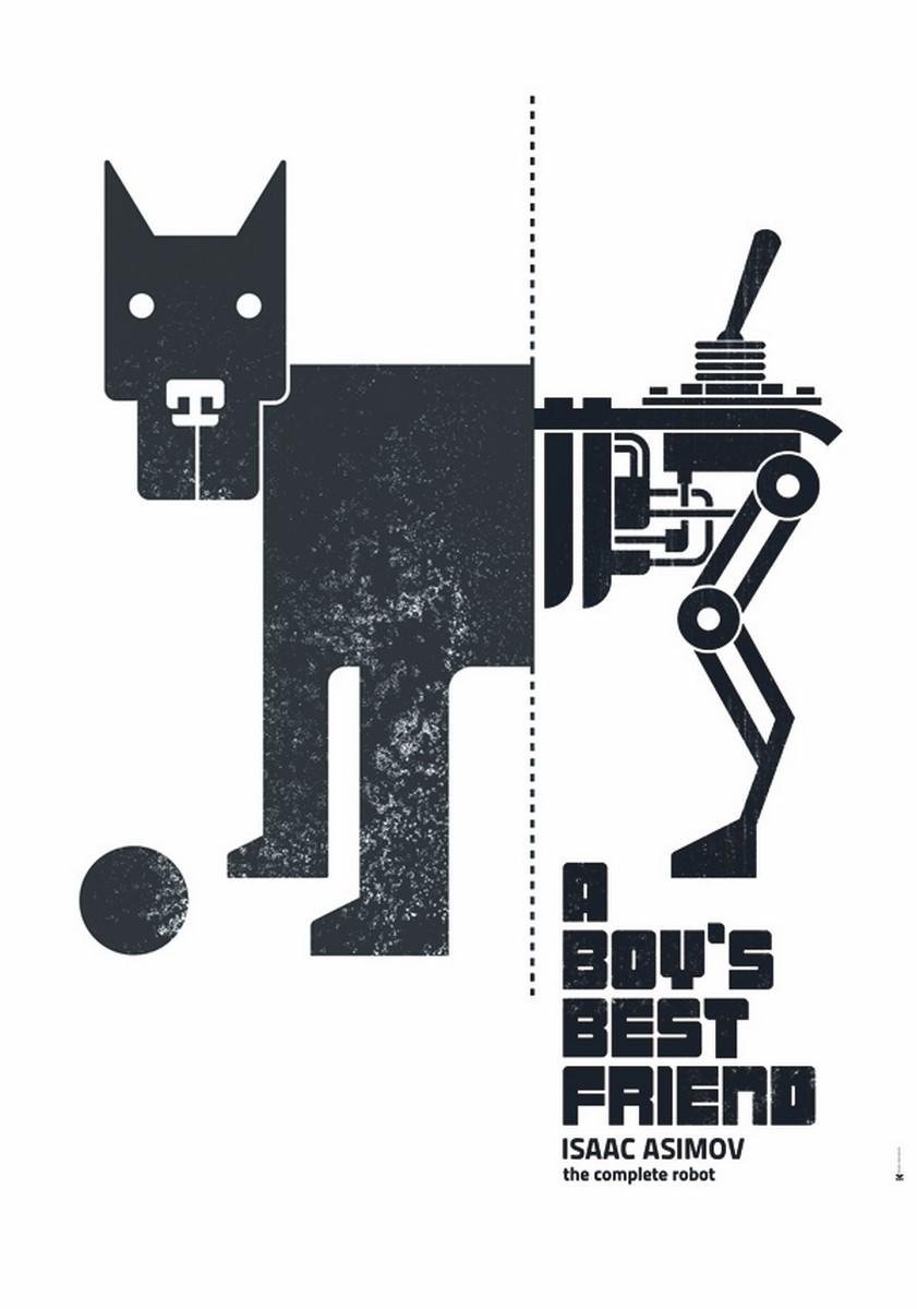 """Ireneusz Kuriata, """"A boys best friend"""" (źródło: materiały prasowe organizatora)"""