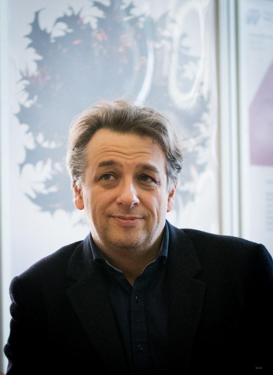 Jarosław Kilian, fot. HaWa (źródło: materiały prasowe teatru)