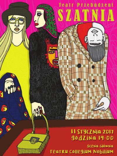 """Teatr Przebudzeni, """"Szatnia"""" (źródło: materiały prasowe teatru)"""