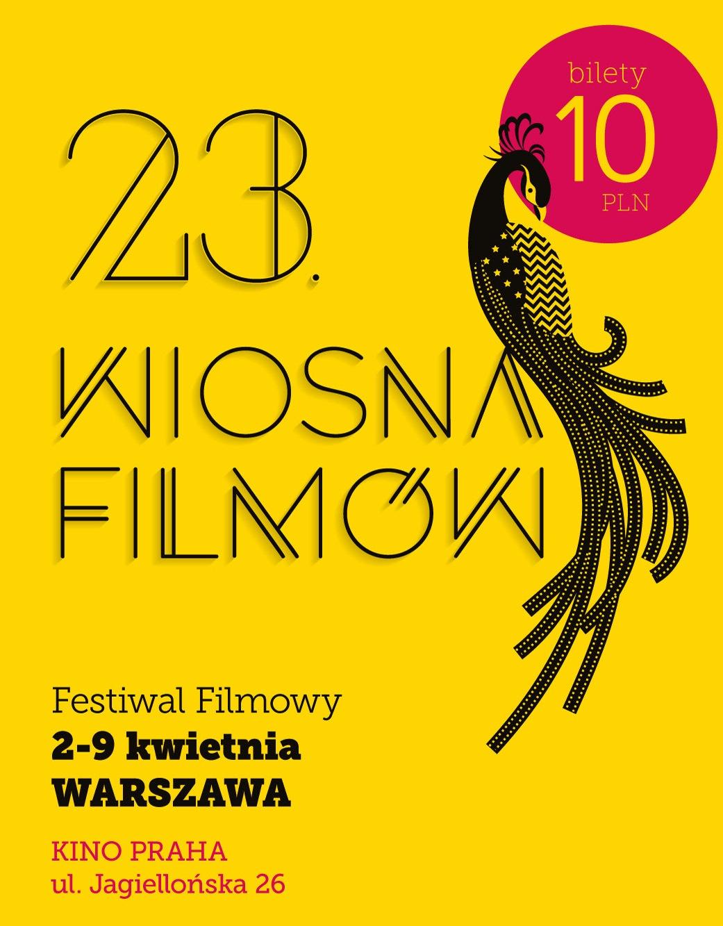 Festiwal Wiosna Filmów (źródło: materiały prasowe organizatora)