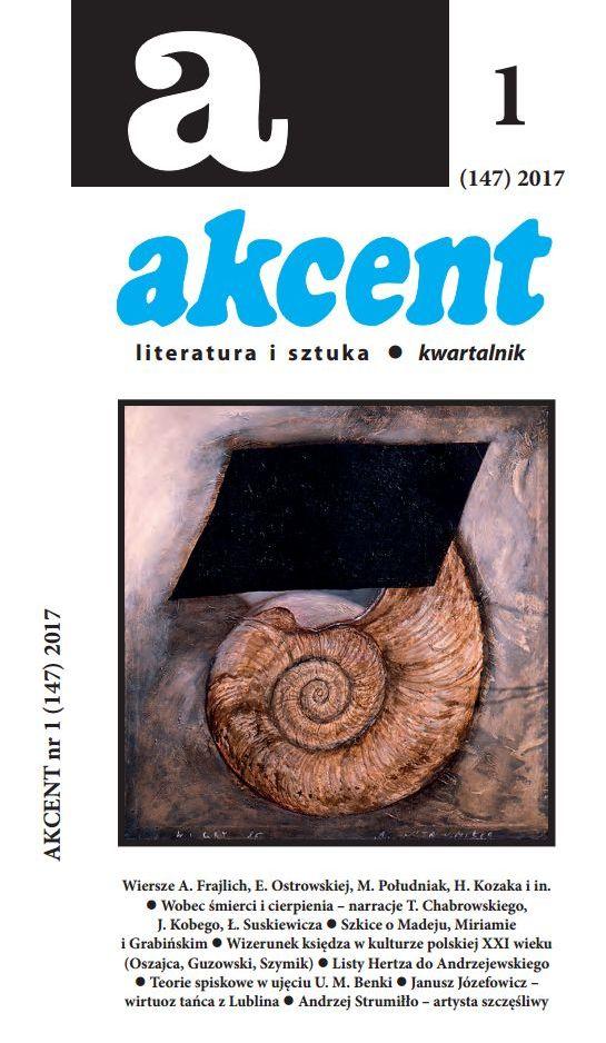 Akcent, nr 1, 2017 (źródło: materiały prasowe)