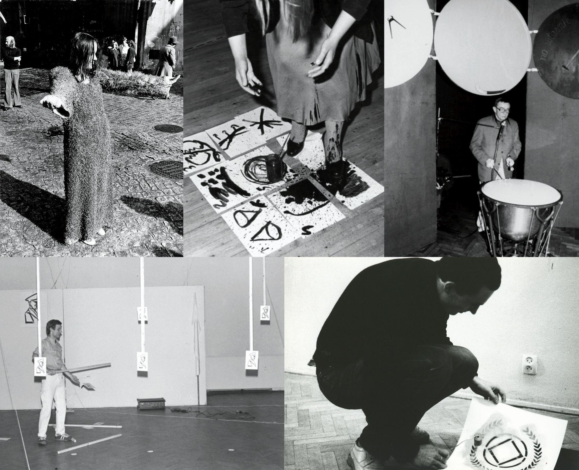 Fotografie z archiwum Galerii Labirynt, fot. Andrzej Polakowski (źródło: materiały prasowe organizatora)